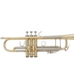 Bach 37 Professional Trumpet; Lacquer