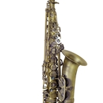 P. Mauriat System-76 Professional Alto Saxophone; Dark Lacquer
